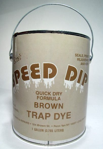 TRAP DIE BROWN