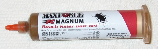 MAXFORCE MAGNUM ROACH GEL 1 OZ