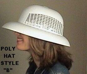 BEE HAT POLY