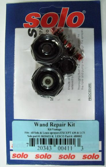 SOLO WAND REPAIR KIT