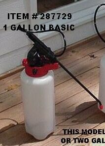 SOLO 1G BASIC SPRAYER