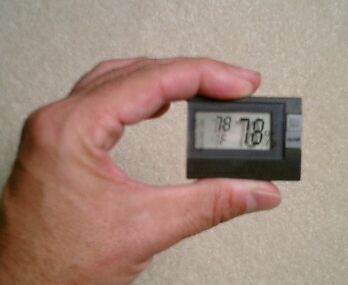 THERM HUMIDITY MONITOR