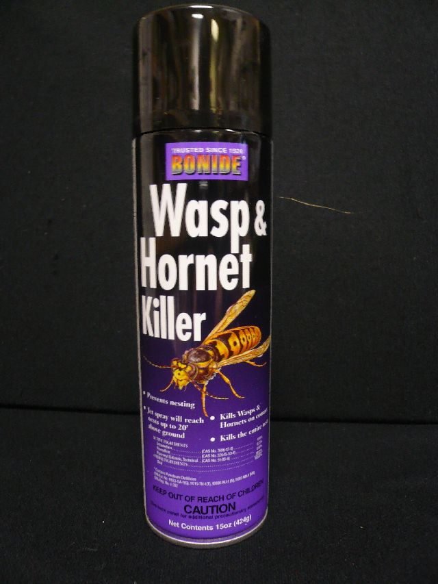 BONIDE WASP AND HORNET KILLER 15 OZ