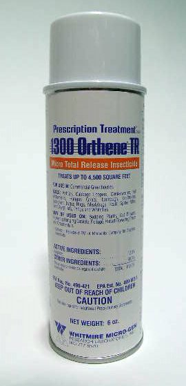 PT-1300 ORTHENE TR 6 OZ
