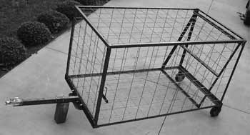HOG TRAP 4' X 4' X 7.5 ATV