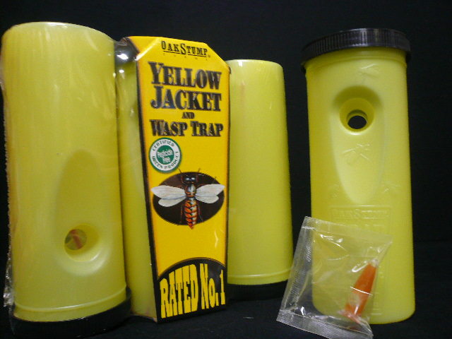 YELLOWJACKET TRAP - SLIM 3PK