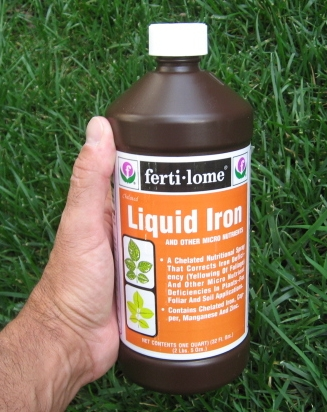 LIQUID IRON CONCENTRATE