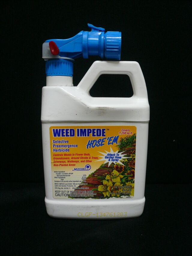 WEED IMPEDE RTS 30 OZ