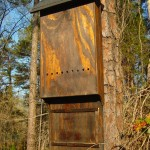 2 Chamber Large Bat House Dark (ITEM # 954318)