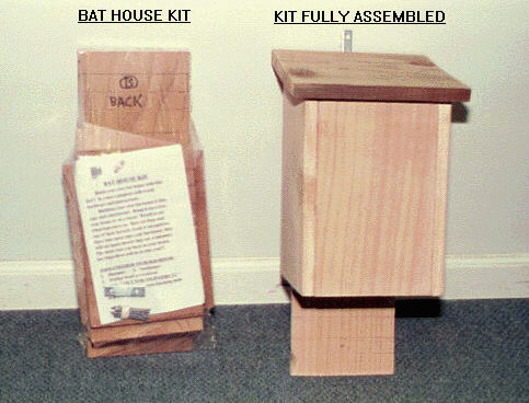 BAT HOUSE SMALL CEDAR