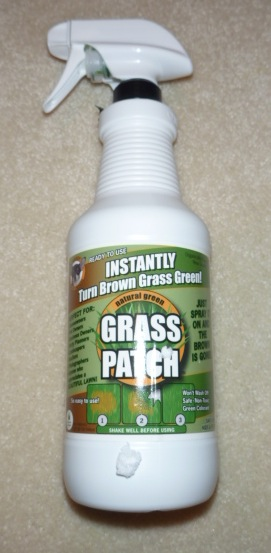 GRASS PATCH-RTU